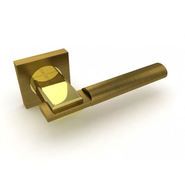 Ручка дверная на квадратном основании Jazz KM